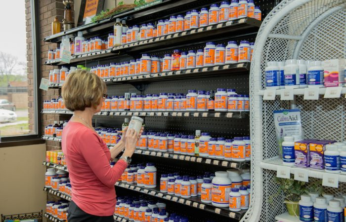 Talk to a pharmacist to learn more about our vitamins and supplements