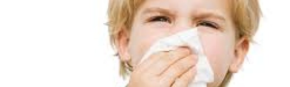 When Kids' Allergies Strike in the Fall